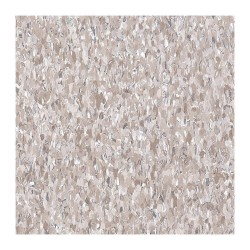 Armstrong Tools - FP51839031 - 12 Vinyl Composition Tile with 45 sq. ft. Coverage Area, Fortress White