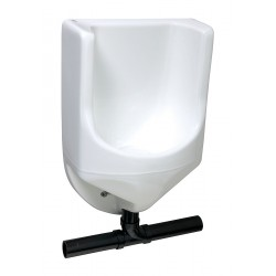 Waterless - 2003B - Waterless Wall Urinal, 0 Gallons per Flush, 28H x 18W, White
