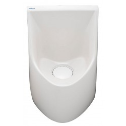 Waterless - 2903 - Waterless Wall Urinal, 0 Gallons per Flush, 24H x 14W, White