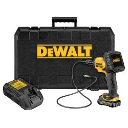 Dewalt - DCT412S1 - DeWALT DCT412S1 12-Volt 5.8mm MAX Lithium-Ion Inspection Camera w/ Wireless Screen