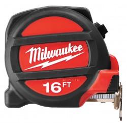 Milwaukee Electric Tool - 48-22-5116 - Milwaukee 48-22-5116 Magnetic Tape Measure, 16'