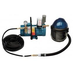 Allegro - 9247-01 - Supplied Air System, 15 psi, 1Helmet