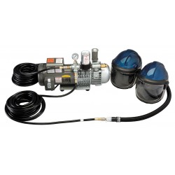 Allegro - 9247-02 - Supplied Air System, 15 psi, 2 Helmets