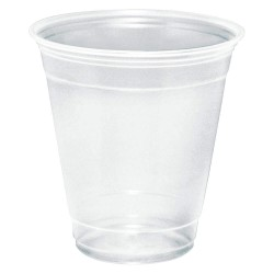 Dart Container - 12PX - 12 oz. Disposable Cold Cup, Plastic, Clear, PK 1000