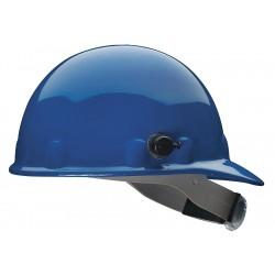 Fibre-Metal - E2QW71A000 - Front Brim Hard Hat, 8 pt. Ratchet Suspension, Blue, Hat Size: Universal