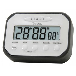 Taylor Precision - 5863 - Timer, Measure Time, LCD