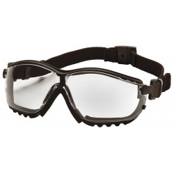 Pyramex - GB1810ST - Anti-Fog, Anti-Static, Scratch-Resistant Dust Goggle, Clear Lens Color