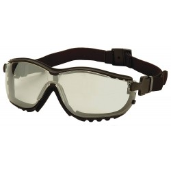 Pyramex - GB1880ST - Anti-Fog, Anti-Static, Scratch-Resistant Dust Goggle, Indoor/Outdoor Lens Color