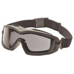 Pyramex - GB6420SDT - Anti-Fog, Anti-Static, Scratch-Resistant Dual Pane Goggle, Gray Lens Color