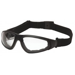 Pyramex - GB4010ST - Pyramex GB4010ST XSG Dust Goggles; Universal, Black Fra...