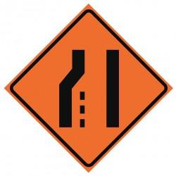 Usa-sign - 669-C/36-DGFO-LS - Road Traffic Control, No Header, Vinyl, 36 x 36, Diamond