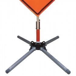 Usa-sign - 669-C-201-S-DDSH - Sign Stand, Steel, Fiberglass