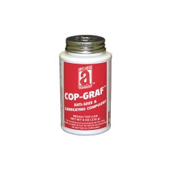 Anti-Seize - 11010 - Copper Anti-Seize Compound, -300F to 1800F, 8 oz., Copper