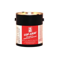 Anti-Seize - 11030 - Copper Anti-Seize Compound, -300F to 1800F, 8 lb., Copper