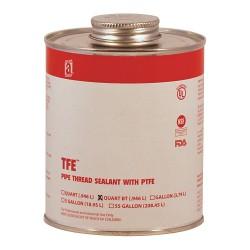 Anti-Seize - 14026 - 32 oz. Brush Top Can Pipe Thread Sealant with 2000 psi, White