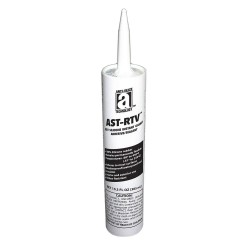 Anti-Seize - 27104 - Waterproof White RTV Silicone Sealant, 10.3 oz.