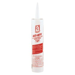 Anti-Seize - 27105 - Waterproof Red RTV Silicone Sealant, 10.3 oz.