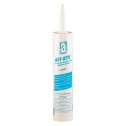 Anti-Seize - 27106 - Waterproof Clear RTV Silicone Sealant, 10.3 oz.