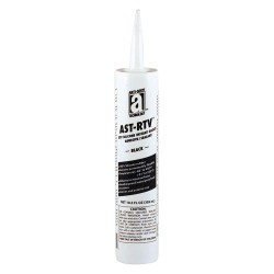 Anti-Seize - 27108 - Waterproof Black RTV Silicone Sealant, 10.3 oz.