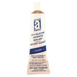 Anti-Seize - 27036 - Waterproof Clear RTV Silicone Sealant, 3 oz.