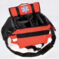 MedSource - MS-33306 - Trauma Response Bag, Red