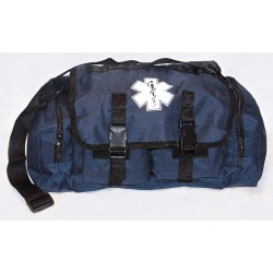 MedSource - MS-B3301 - Trauma Response Bag, Navy