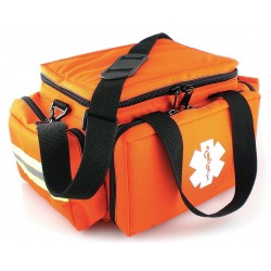 MedSource - MS-B3371 - Trauma Bag, Orange