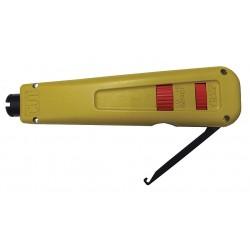 Jonard - EPD-914 - Punchdown Tool, Hi/Low Impact, Spring Loaded, Hook/Spudger