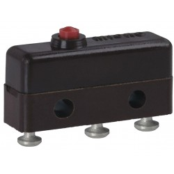Honeywell - 11SM1-T - 5A @ 240V Pin, Plunger Miniature Snap Action Switch; Series SM
