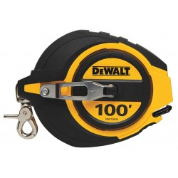 Dewalt - DWHT34036L - DeWALT DWHT34036L 100' Closed Reel Long Tape