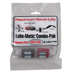 "Weld-Aid - 007062 - Weld-Aid Lube-Matic Combo Pak (For Use With 3/4"" Nozzle And 1 3/32"" Tip)"