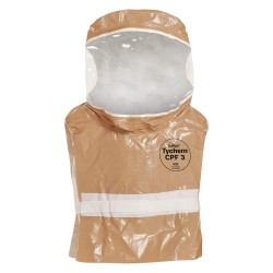 DuPont - C3651TTN00000600 - Disposable Hood, Tan, Universal, PK6