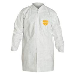 DuPont - TY303SWHXL0050VP - Disposable Shirt, XL, White, PK50
