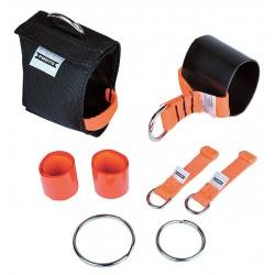 Proto - JPSSCAFF5 - Tool Lanyard, 10-1/2 Length, Orange/Black, 6 lb. Max. Working Load