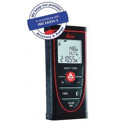 Leica Geosystems - E7300 - Laser Distance Meter 295 ft. Max. Distance, 1/16 Accuracy