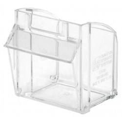 Quantum Storage Systems - QTB309CUP - Repl. Bin Cup for Mfr. No. QTB309, Clear