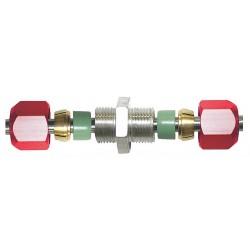 Airsept - 76002 - Line Splice Straight Repair Kit 3/8 OD