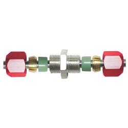 Airsept - 76003 - Line Splice Straight Repair Kit 5/16 OD