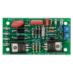 Globe Food Equipment - 982-1C - Ac-Dc Converter Board