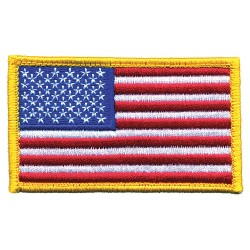 Heros Pride - 0002 - Rayon/Polyester Embroidered Patch