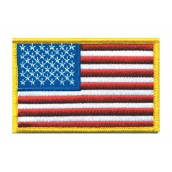 Heros Pride - 0021 - Rayon/Polyester Embroidered Patch