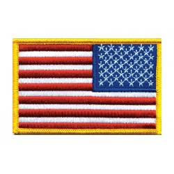 Heros Pride - 0022 - Rayon/Polyester Embroidered Patch