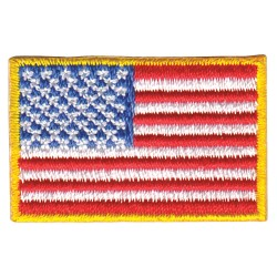 Heros Pride - 0028 - Rayon/Polyester Embroidered Patch