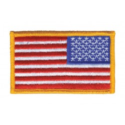 Heros Pride - 0038 - Rayon/Polyester Embroidered Patch