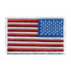 Heros Pride - 0039 - Rayon/Polyester Embroidered Patch