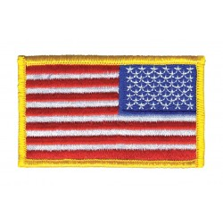 Heros Pride - 0041 - Rayon/Polyester Embroidered Patch