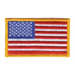 Heros Pride - 0003HP - Rayon/Polyester Embroidered Patch
