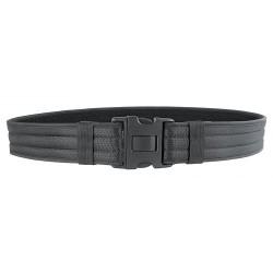 Heros Pride - 1210-M-34 - Duty Belt, Outer Loop Lined, Black, M