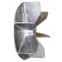 Econoline - 411224 - Fan 9 In for 400 cfm D/c