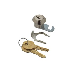 Kennedy - 80840 - Lock, Hook Cam with (2) Flat Keys